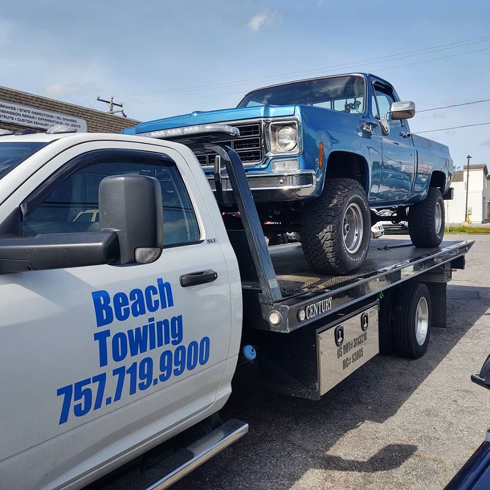 Beach Towing (5)